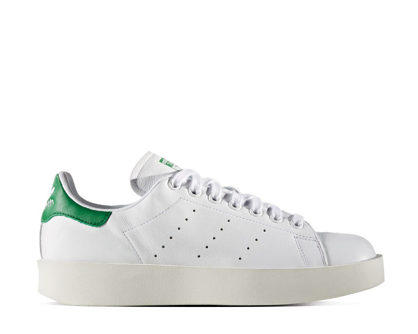 Adidas Stan Smith Bold White Green S32266