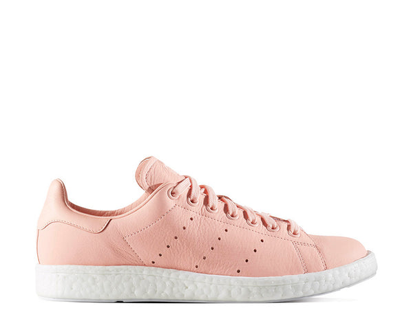 best cheap cf6c1 38ca0 Adidas Stan Smith Boost Coral NOIRFONCE Sneakers