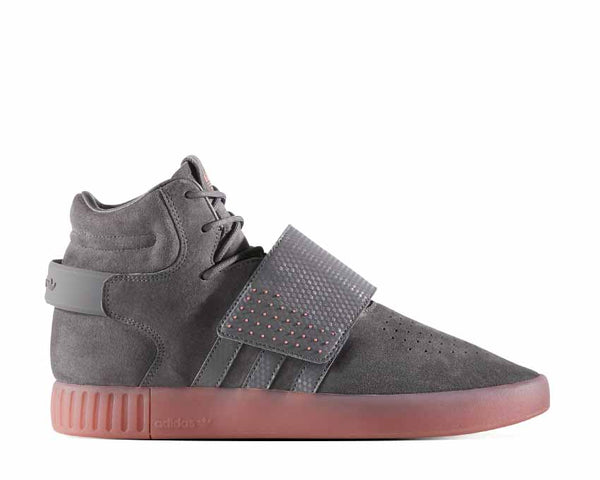 0d7656a64d5a Adidas Tubular Invader Strap Grey Pink BY3634 - Online Sneaker Store –  NOIRFONCE