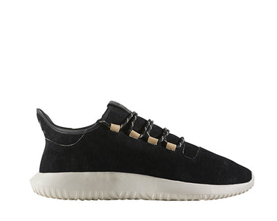 Adidas Tubular Shadow Black Suede BY3568