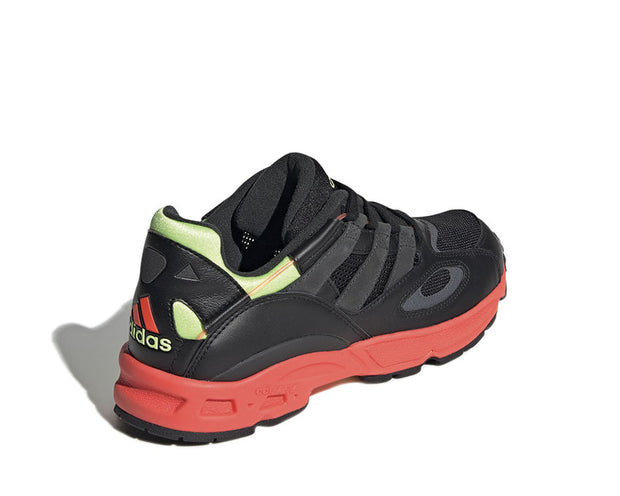 Adidas LXCON 94 Core Black Grey Six Solar Red EE6257