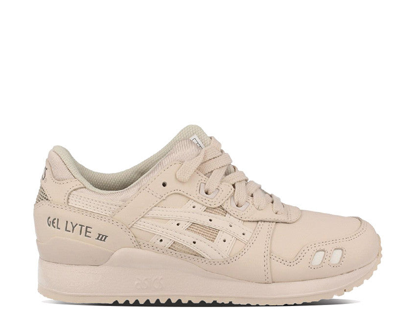 asics gel lyte iii whisper pink noirfonce sneakers. Black Bedroom Furniture Sets. Home Design Ideas