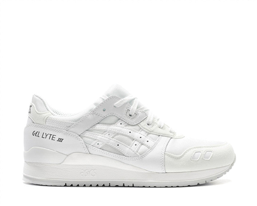 Asics Gel Lyte 3 White Monochrome Pack