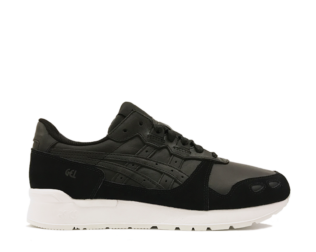 Asics Gel Lyte Black Leather H822L 9090