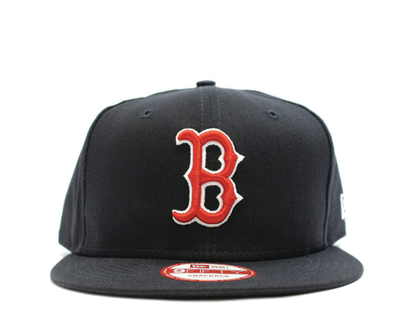 New Era Boston Red Sox 9FIFTY Snapback NOIRFONCE Sneakers e0c439d8d337