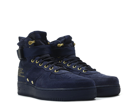 Nike SF Air Force 1 Mid Obsidian