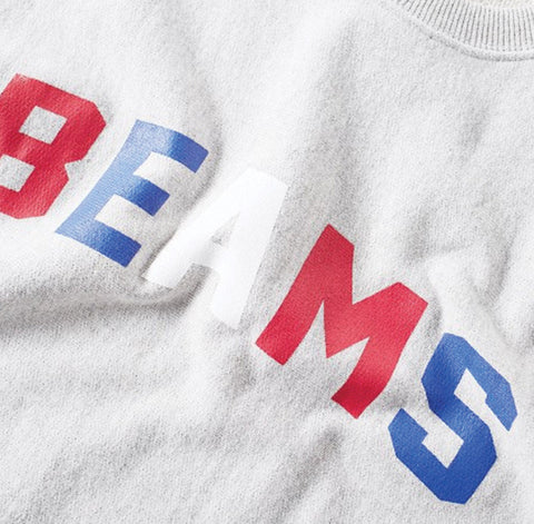 Champion x Beams Crew Sweat