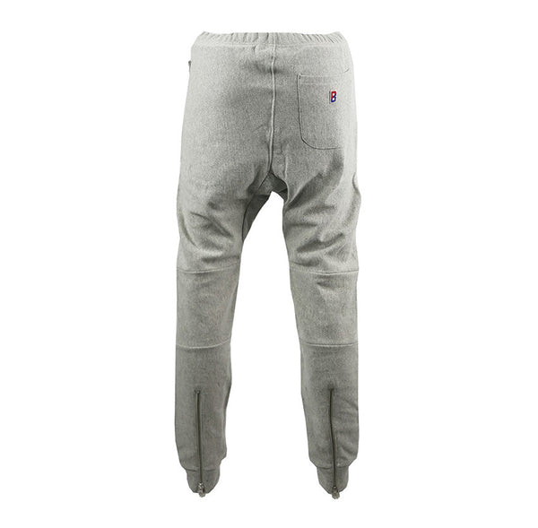 7453389dd69c Champion x Beams Elastic Cuff Sweatpants Grey NOIRFONCE Sneakers