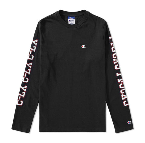 Champion x Beams Long Sleeve Tee