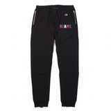 Champion x Beams Elastic Cuff Sweatpants Black