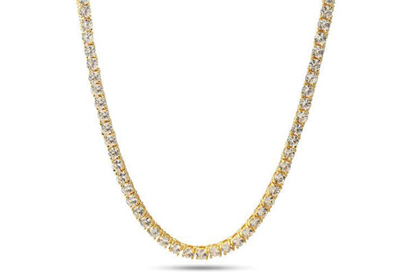 Veritas Diamond Link Necklace