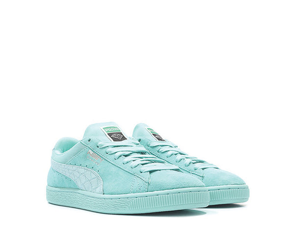Diamond Supply Co X Puma Classic Suede Aruba NOIRFONCE Sneakers 90e88cb5a
