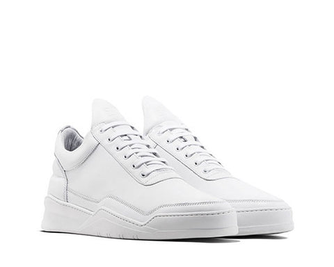 Filling Pieces Low Top Ghost White