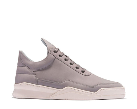 Filling Pieces Low Top Ghost Lane Dark Grey