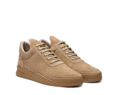 Filling Pieces Low Top Ghost Sand