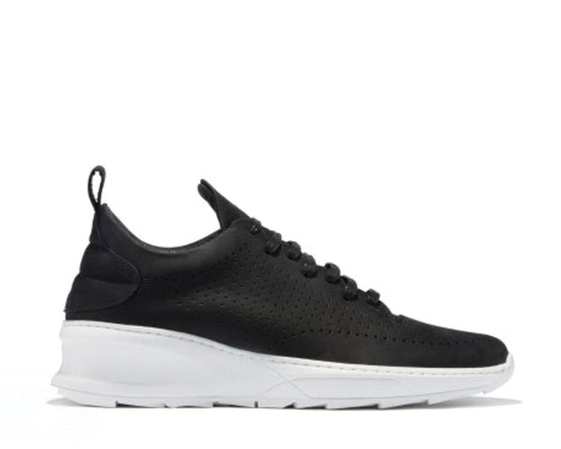 Filling Pieces Steel Runner Shark Perforation Black