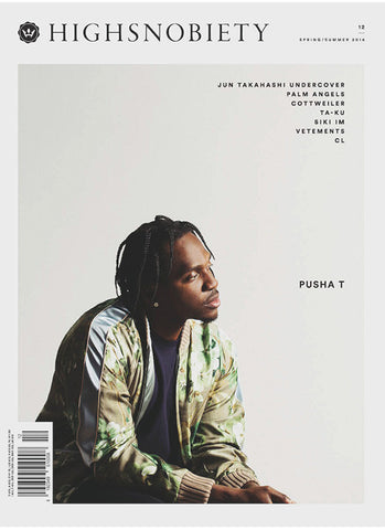 Highsnobiety Issue 12