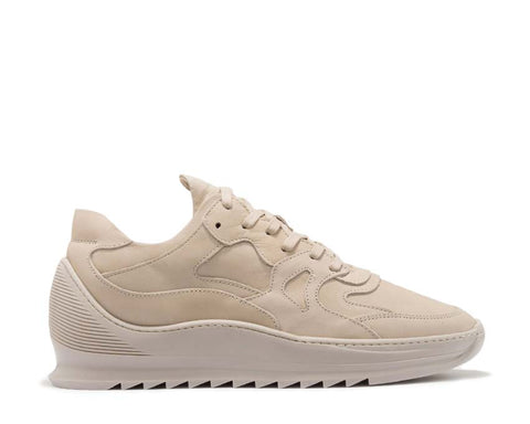 Filling Pieces Low Plasma Heel Cap Orbit All Light Grey