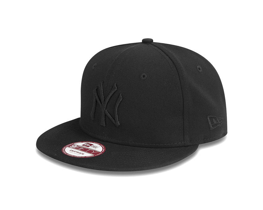 New Era 9FIFTY New York Yankees Black Snapback NOIRFONCE ae7030100fc