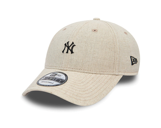 New Era 9FORTY New York Yankees Beige
