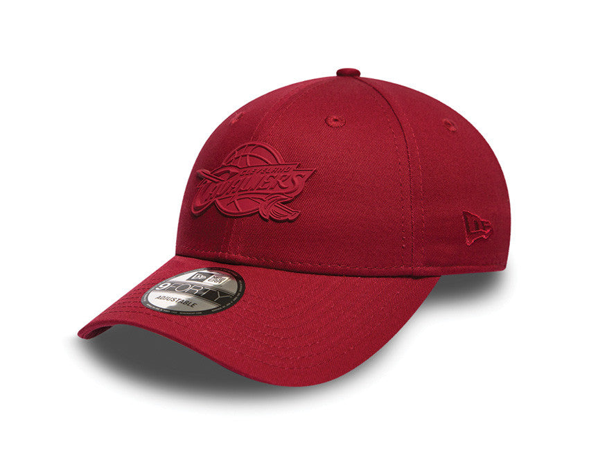 New Era  9FORTY Cleveland Cavaliers Red