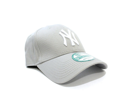 New York Yankees 9FORTY Basic Gray