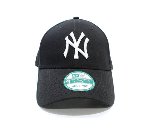 New Era Yankees 9FORTY Basic Navy