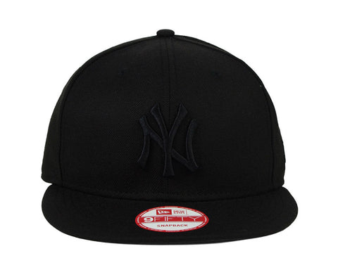 New Era 9FIFTY New York Yankees Black