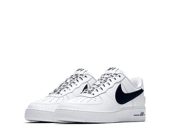 6765be74 Nike Air Force 1 Low NBA White 823511-103 NOIRFONCE Sneakers