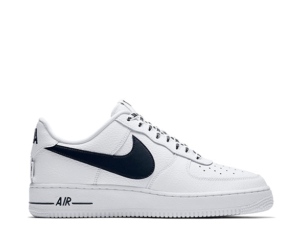 Conception innovante ee9b1 2dbf2 Nike Air Force 1 Low NBA White