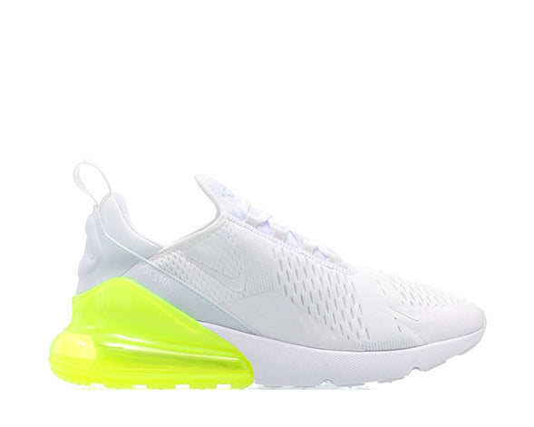 Nike Air Max 270 White Volt AH8050-104