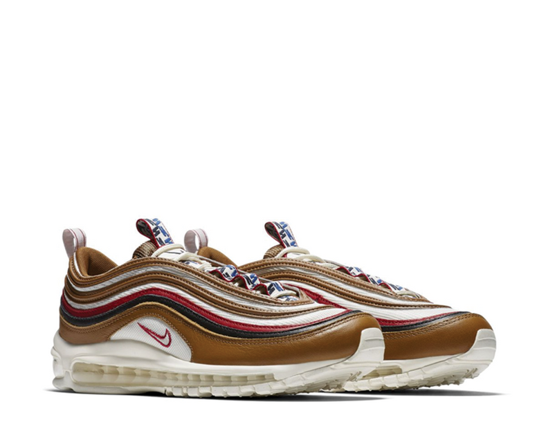 Nike Nike Air Max 97 Tt Prm ale brownsail gym red black