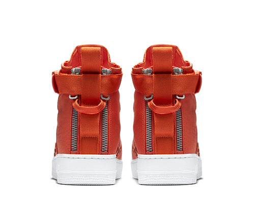 b1239bfa Nike SF Air Force 1 Mid Team Orange 917753-800 - Online Sneakers ...