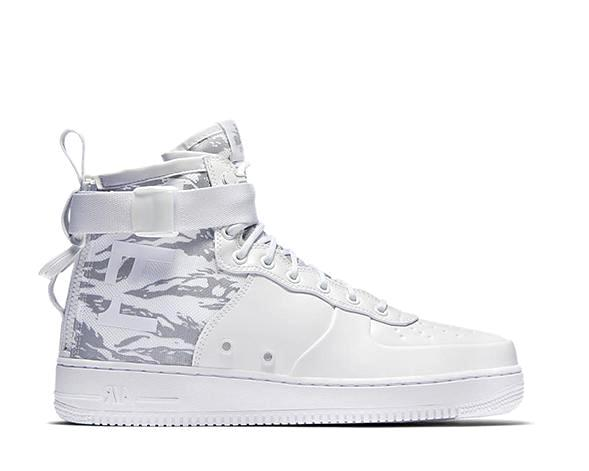new product a7f94 ec54d Nike SF Air Force 1 Mid Winter Boot White