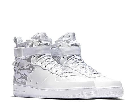 Nike SF Air Force 1 Mid Winter Boot White
