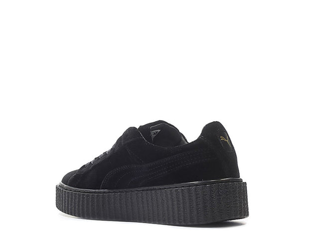 competitive price eb471 eed95 Puma Fenty Creeper Black Velvet NOIRFONCE Sneakers