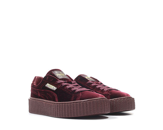 Puma Fenty Creeper Red Velvet