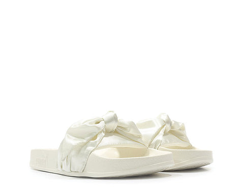 Puma Fenty Bow Slide Off White