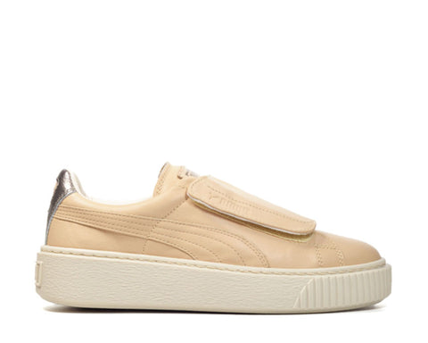Puma Basket Platform Strap Up