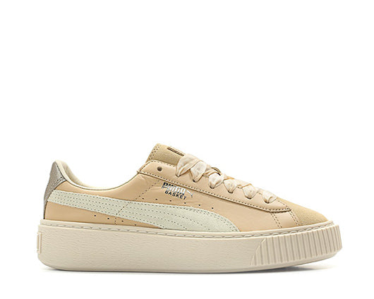 Puma Platform Up Natural Vachetta 364934-01