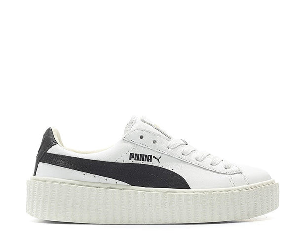 Puma X Fenty by Rihanna Creeper White Black Leather