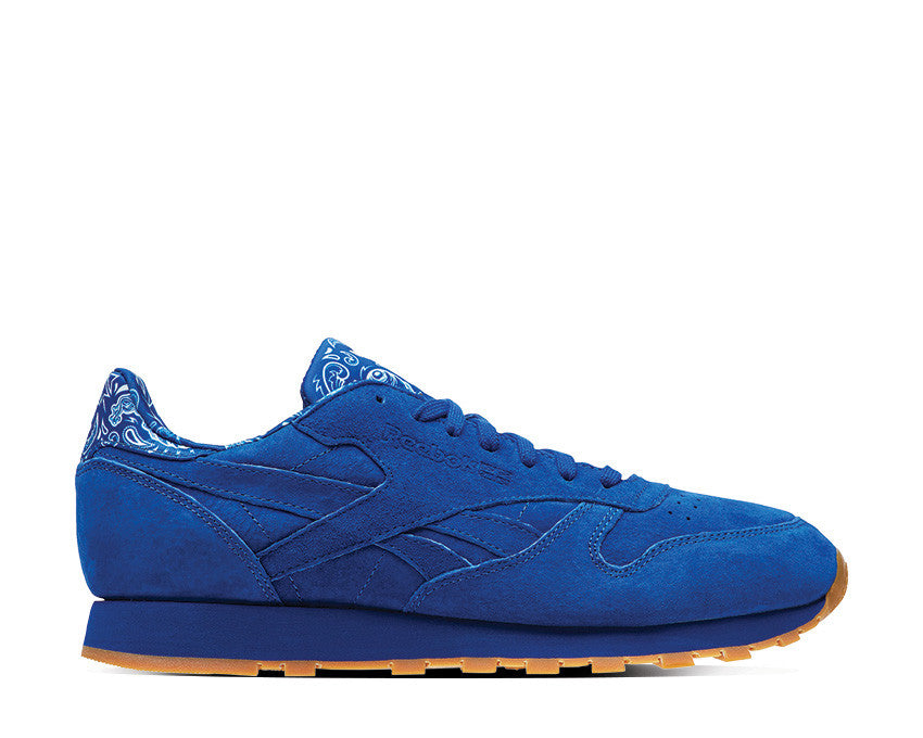 Reebok CL Leather TDC Blue