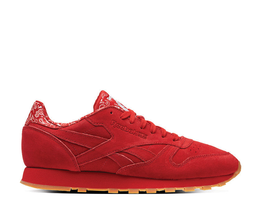 Reebok CL Leather TDC Red