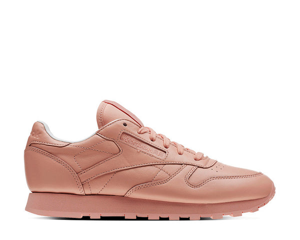 ca00f35db278b Reebok CL Leather W Patina Pink NOIRFONCE Sneakers