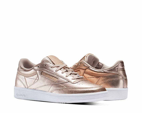 Reebok x Gigi Hadid Club C 85 W 'Melted Metal Pack'