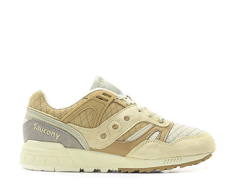"Saucony Grid SD ""Quilted"" Tan"