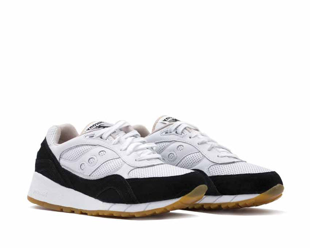 Saucony Shadow 6000 HT Perforated White
