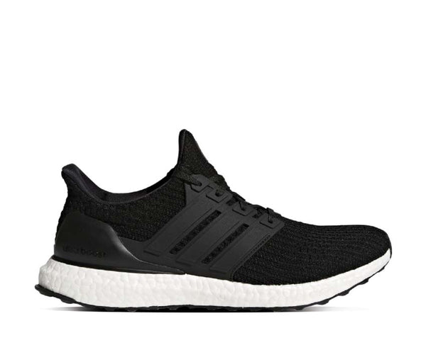 59f6fa80d69 Adidas Ultra Boost 4.0 Core Black BB6166 - NOIRFONCE