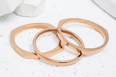 Vitaly Shapes X Rose Gold