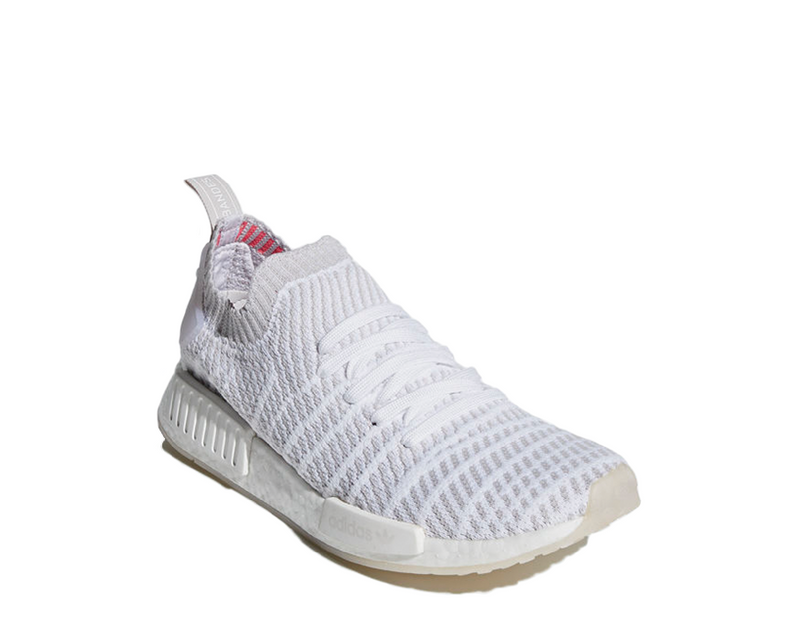 new product 954f8 2d32a NMD R1 STLT Cloud White